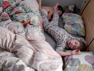 גם גדולים צריכים לישון