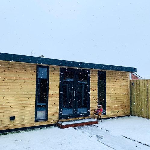 Timber/UPVC Garden Room