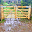 Thumbnail: Treated Wooden Gate 1800mm