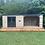 Thumbnail: Timber/uPVC garden room/shelter