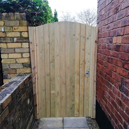 6x3 tongue and groove gate