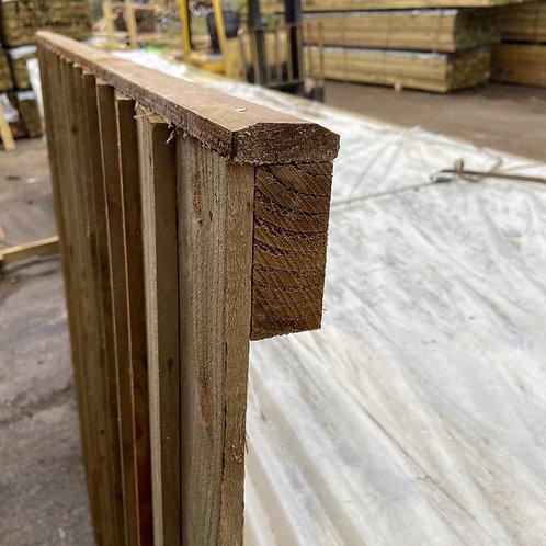 Fence Panel Caps 6ft
