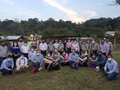 Experiencias de la Gestión Comunitaria del Agua: Municipio de Sitalá