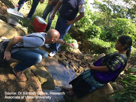 El Proyecto Safewater de la Universidad del Ulster: investigación con impacto global