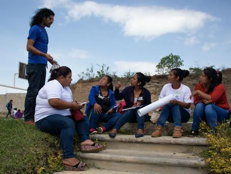 Primer Encuentro de Mujeres Brigadistas Comunitarias del Agua, Municipio de Berriozábal, Chiapas.