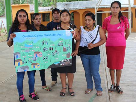Becas a periodistas para investigación sobre Gestión Comunitaria del Agua