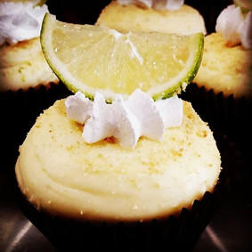 Key lime and Gluten Free Vanilla out tod