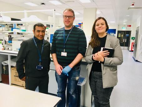 Intercambio de conocimientos para la investigación e innovación en agua