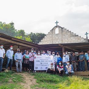 Espacio de Cultura y Gestión Comunitaria del Agua en Sitalá