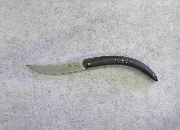 11 cm - S de Soulages - Fibre de verre
