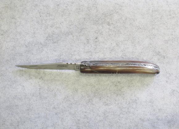 12 cm - Plein manche - Pointe de corne