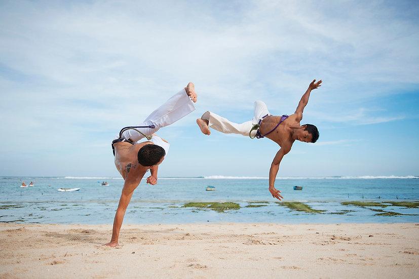 Capoeira à partir de 6 ans