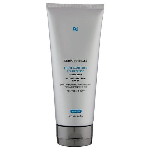 Light Moisture UV Defense Sunscreen