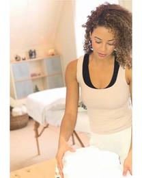 Sfeer foto Gytha Brooks Soulful Living Yoga & Massage Eindhoven