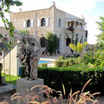 Soulful Yoga retreat  in een prachtige vakantie villa in Marokko