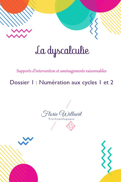 Dossier outils numération cycles 1 et 2