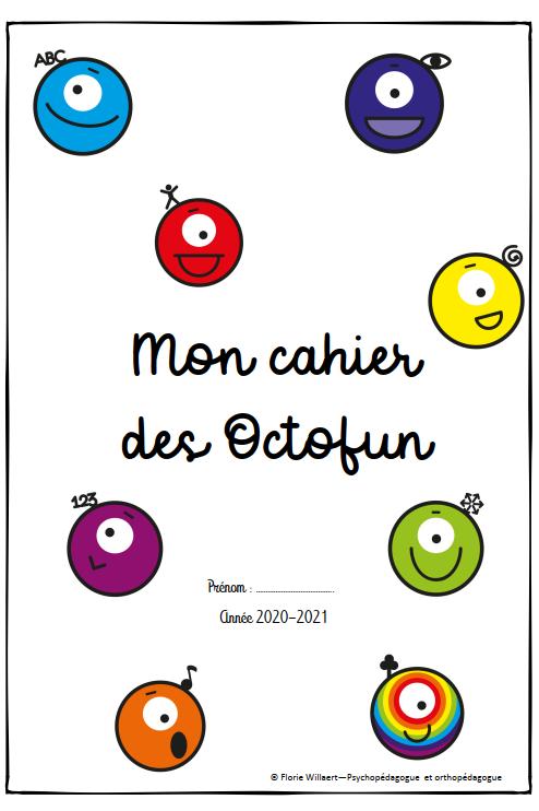 Cahier des Octofun (2020-2021)