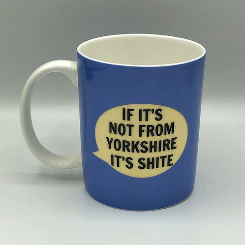 Yorkshire mugs
