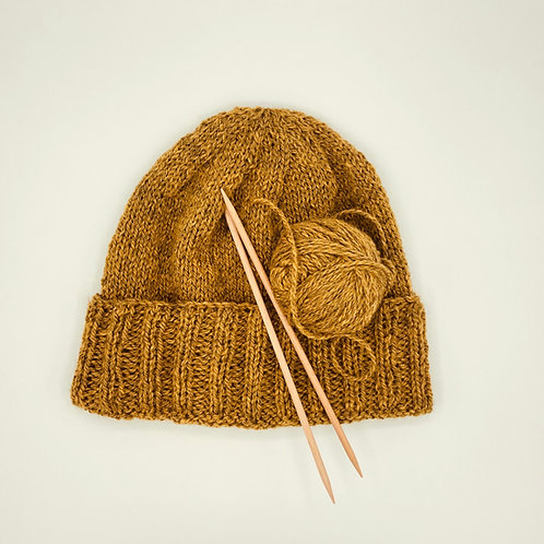 'Project Beanie' - A Complete Knitting Kit