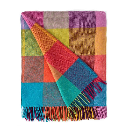 Lambswool Throw - Avoca