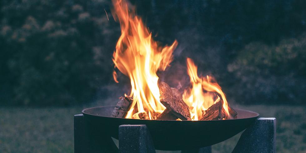 Caroling around the fire! (RSVP)