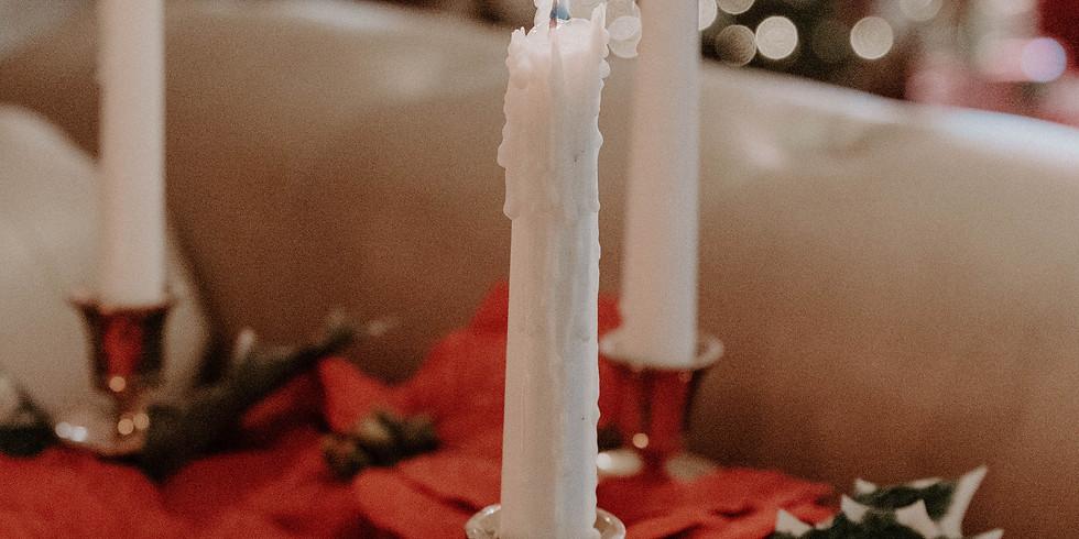 Christmas Eve Worship 8:00 PM