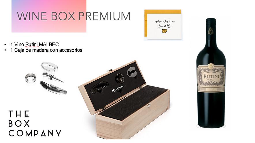 Wine Premium