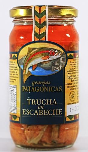 Trucha en Escabeche 330cc