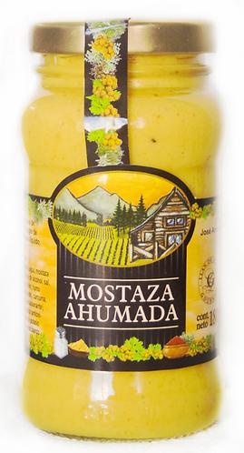 Mostaza Ahumada 170gr