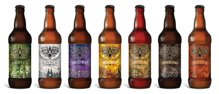 Antares Cerveza - 500ml