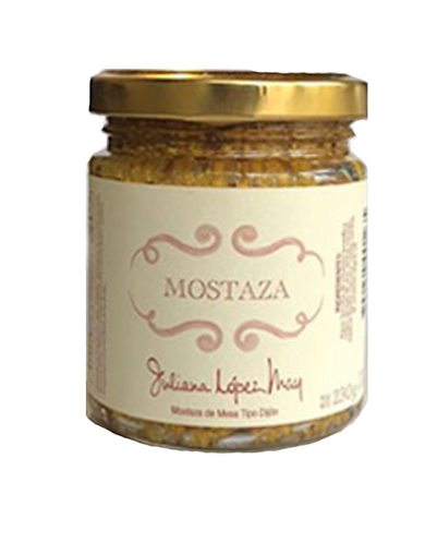 Mostaza - Juliana Lopez May - 230gr