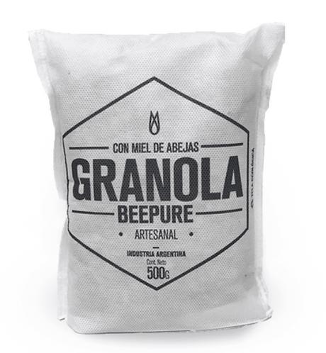 Granola Miel o Chocolate - 500 gr - EcoBolsa