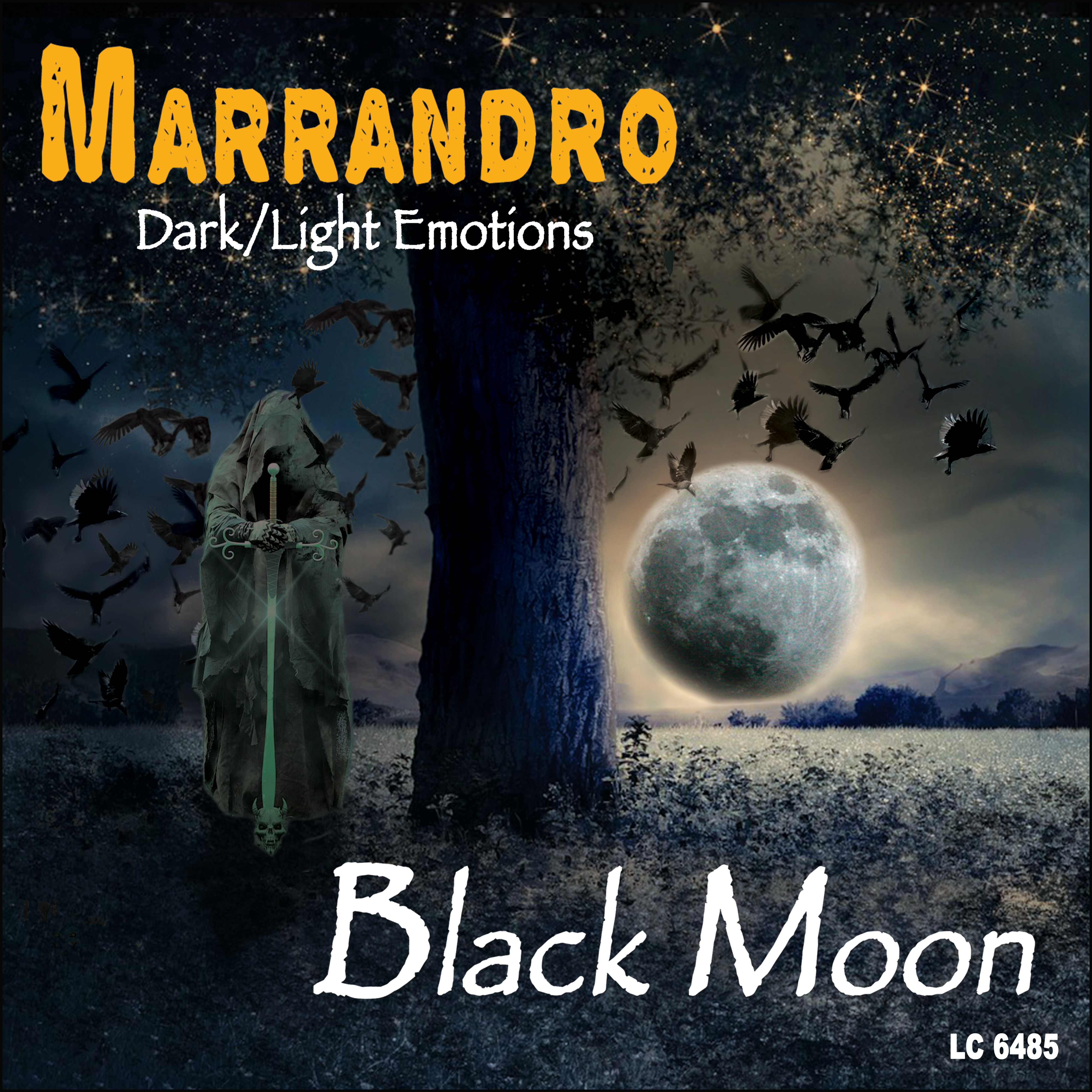 "MARRANDRO ""Black Moon"""