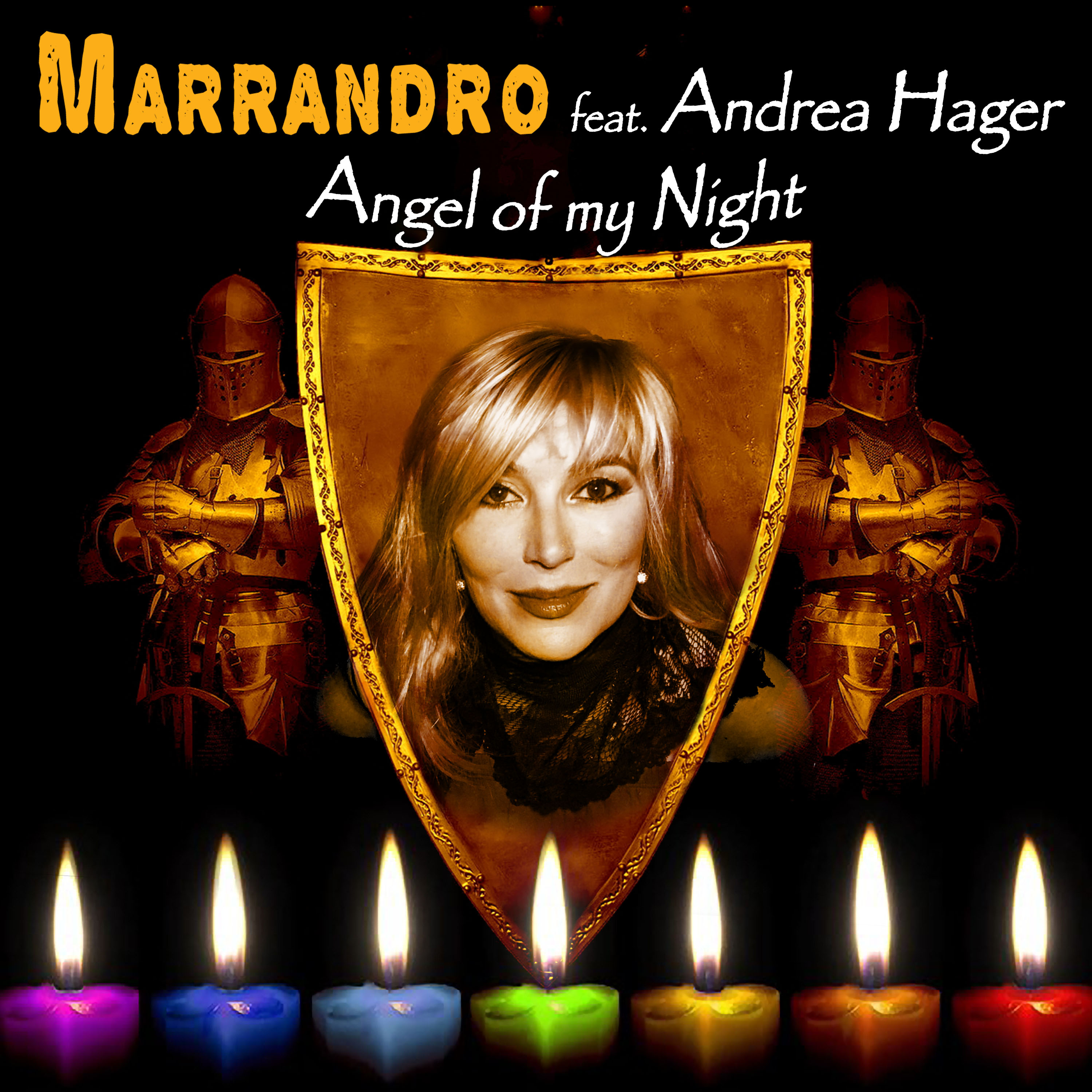"MARRANDRO ""Angel of my Night"""