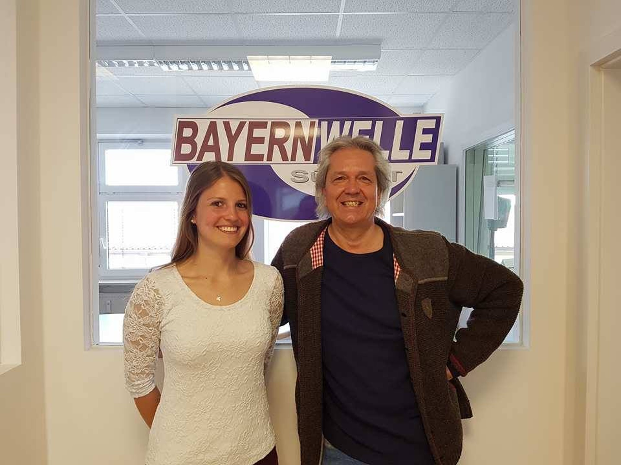 Interview Bayernwelle 1