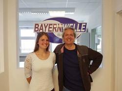 Interview Bayernwelle 1