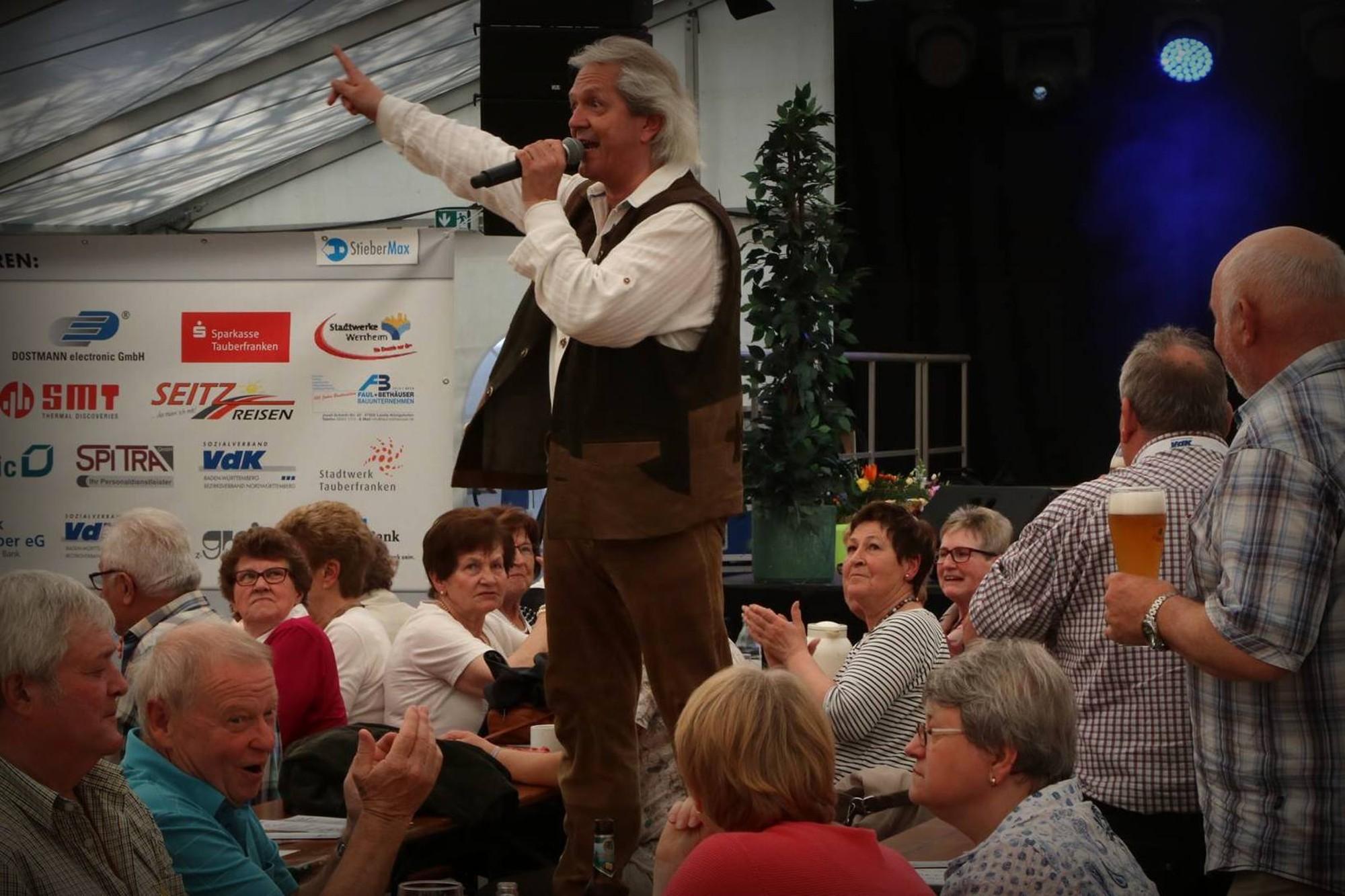 Live in Königshofen 2017 5