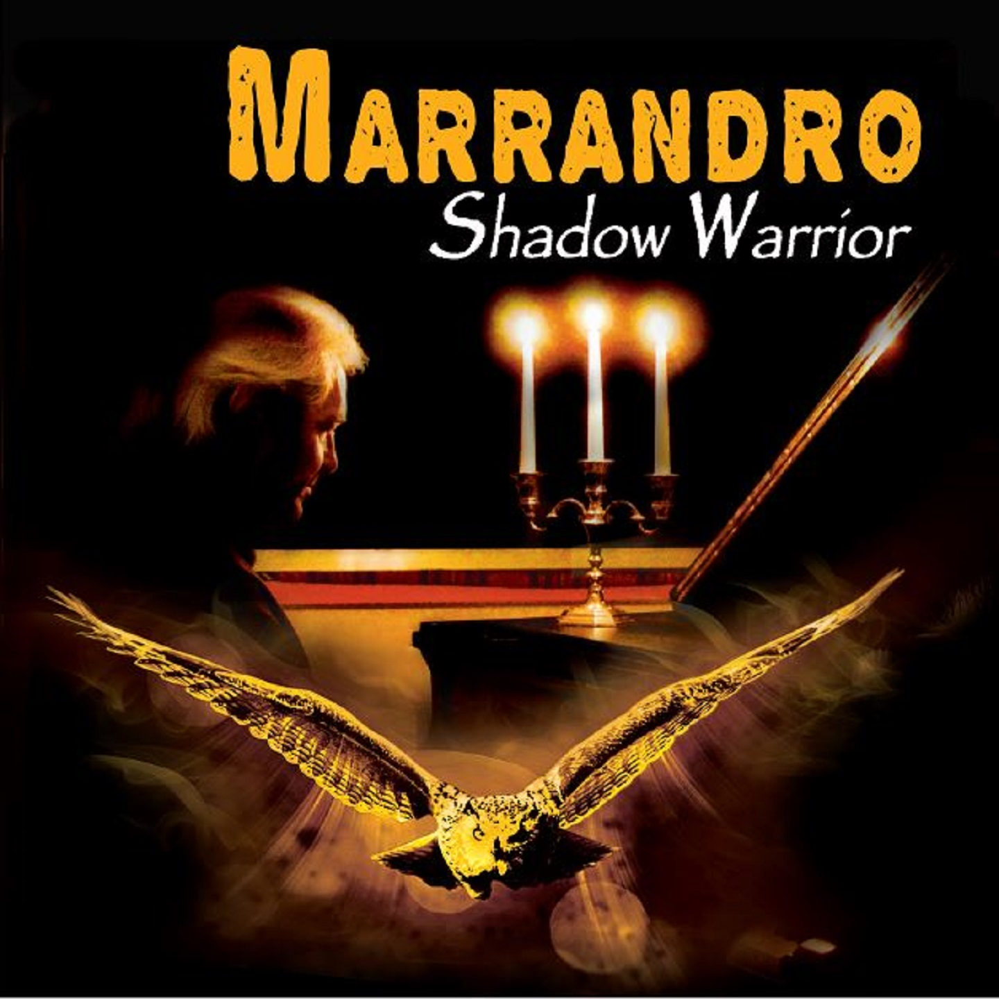 "MARRANDRO ""Shadow Warrior"""