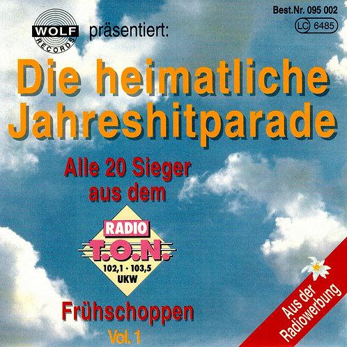 DIE HEIMATLICHE JAHRESHITPARADE 1