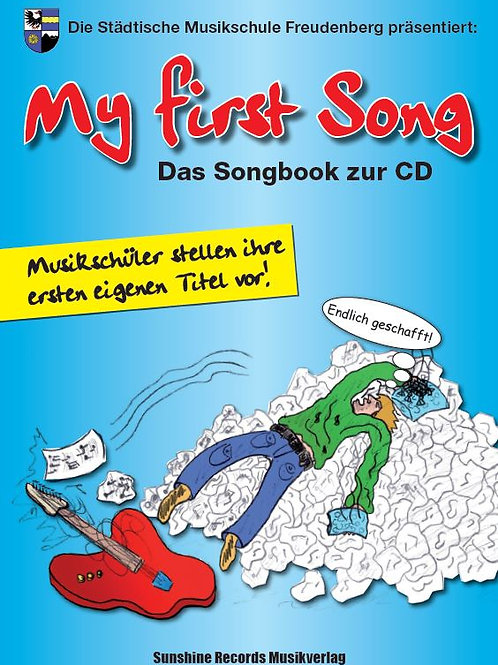 MY FIRST SONG - Songbook