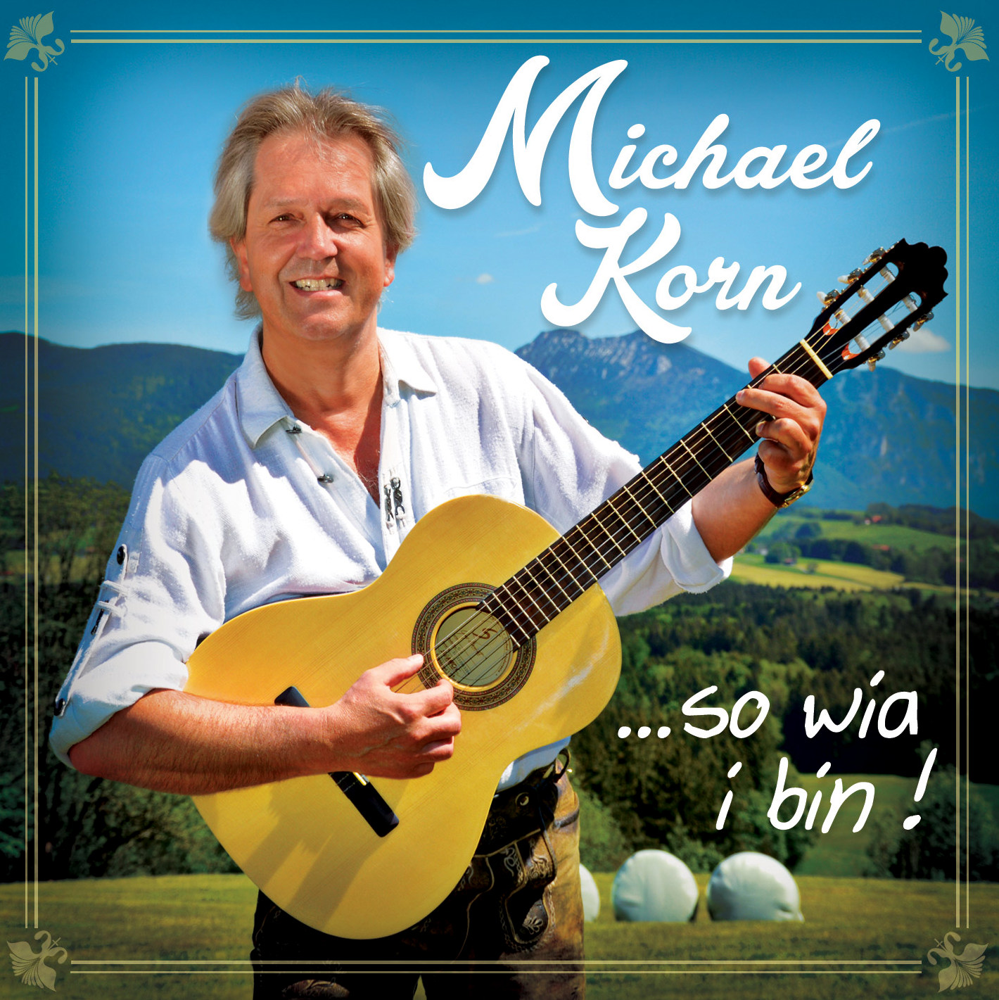 "MICHAEL KORN ""...so wia i bin !"""
