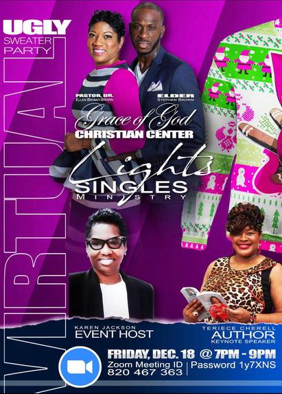 Singles Ministry Christmas