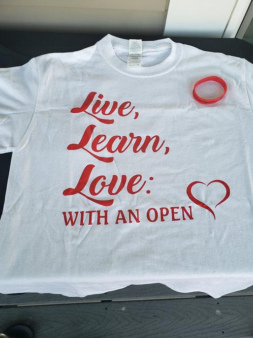 Unisex Short Sleeve Cotton T-shirt