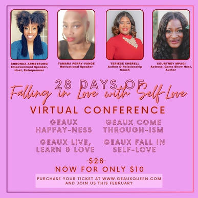Falling in Self Love Virtual Conference