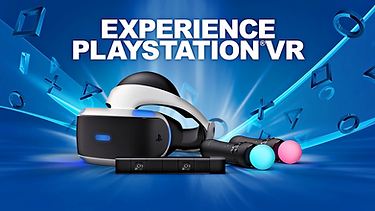 Experience Playstation Virtual Reality