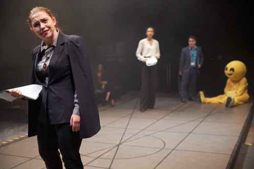 Candide+at+RWCMD,+directed+by+Andrew+Why