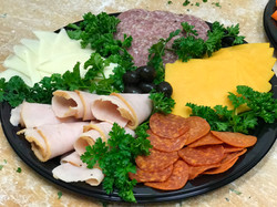 Cold cut Plate
