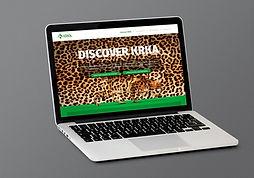 Krka website visual