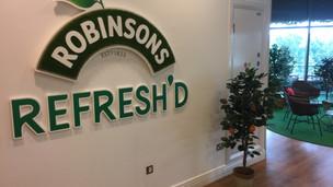 Robinsons Entrance