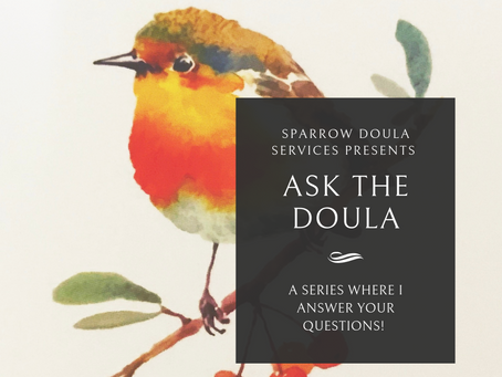 Ask the Doula Series: Episode 1 What is a Doula?